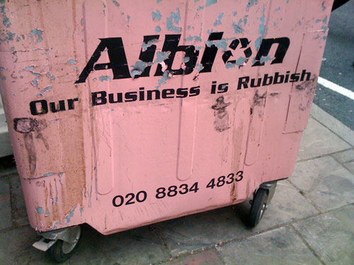 businessisrubbish