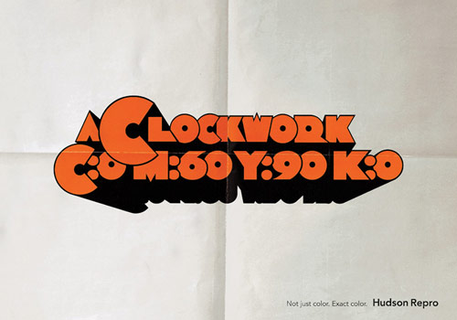 A Clockwork CMYK