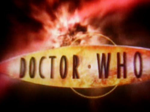 Doctor Who intro logo