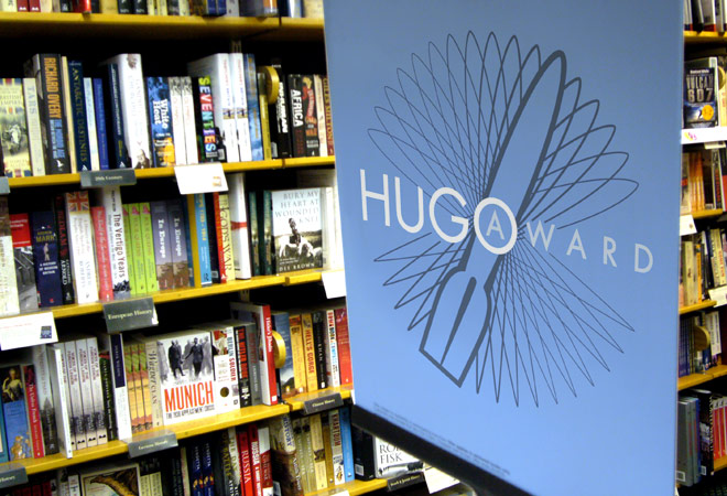 Hugo Award bookshop